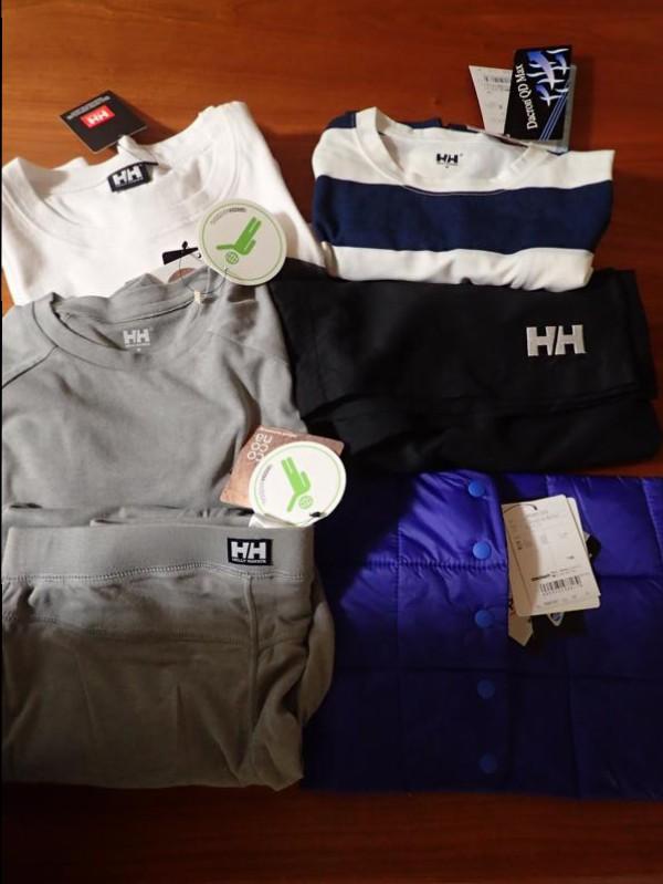 6f591ddb449565 ヘリーハンセン(HELLY HANSEN)2015年福袋買いました 〜Men's〜 ネタバレ ...